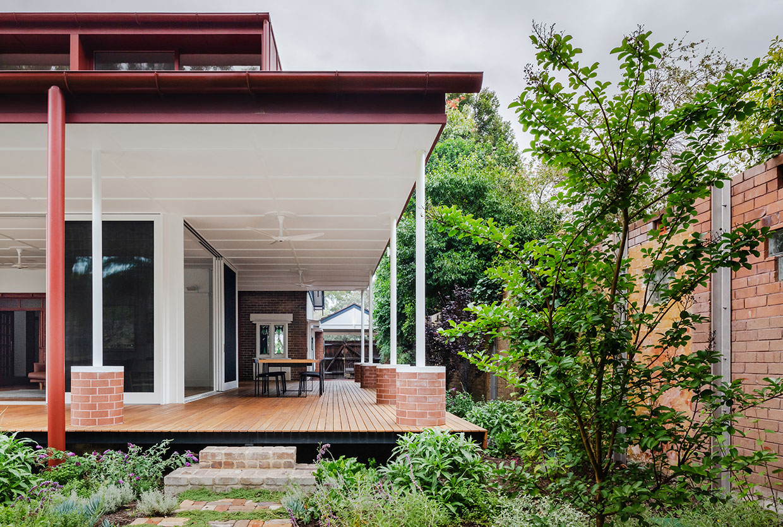 Tribe Studio Architects Dulwich Hill House Australian Architecture Photo Kat Lu Yellowtrace