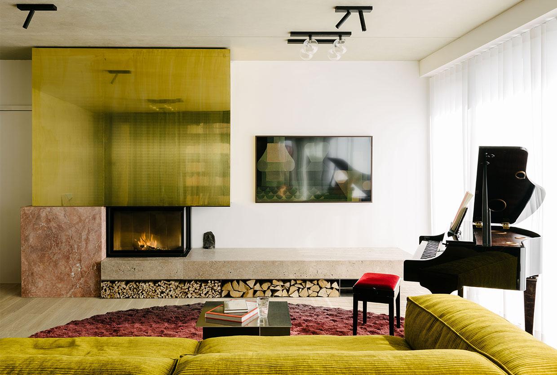 Ester Bruzkus Architekten Green Box Apartment Berlin Bouchestrasse Photo Robert Rieger Yellowtrace