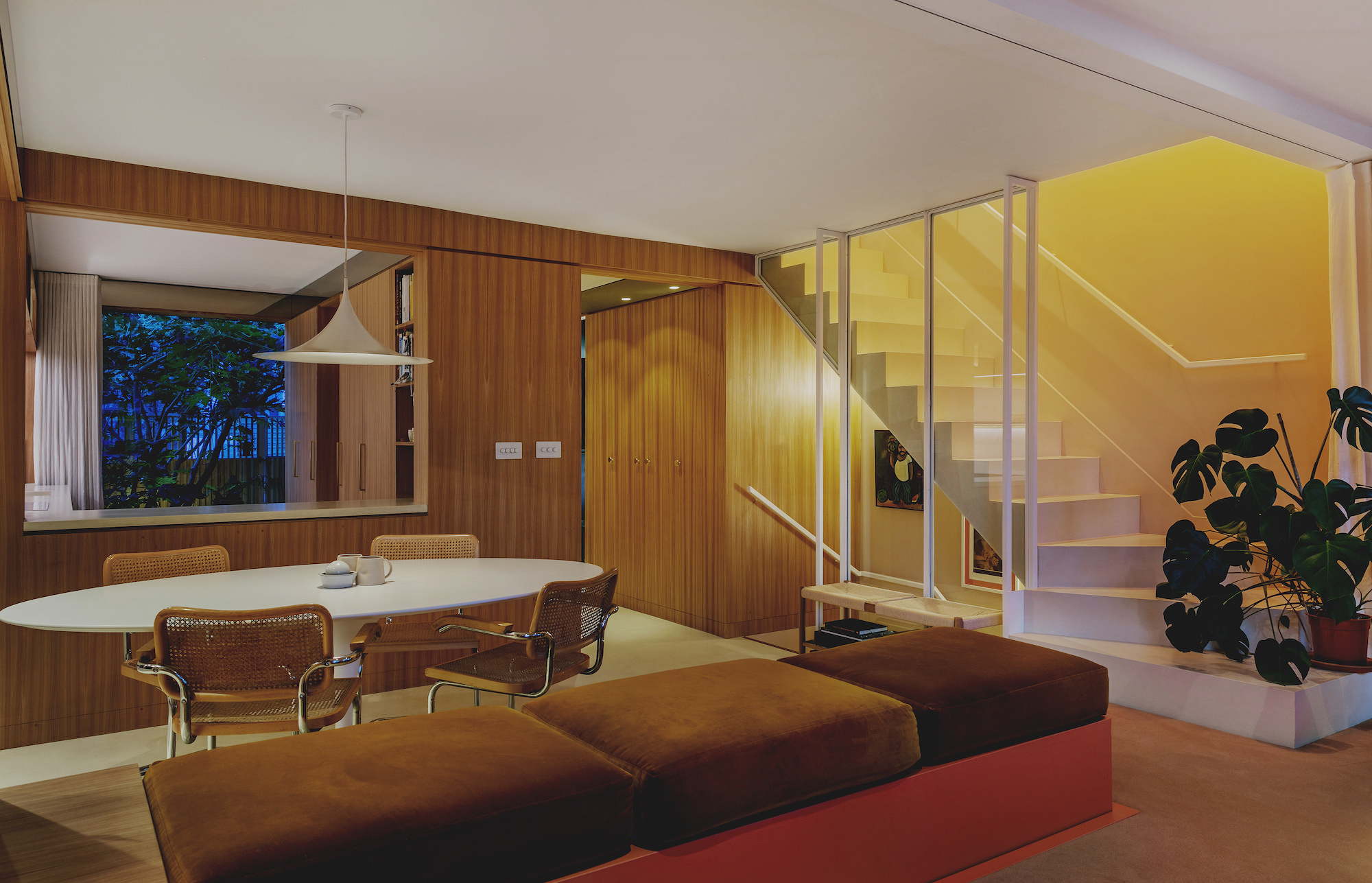 Studio Hagen Canyon House Hall Photo Mariell Lind Hansen Yellowtrace 34