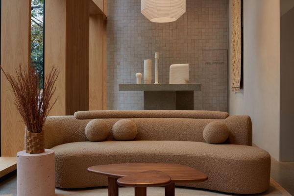 Armadillo Daniel Boddam Studio Coast Installation Australian Design Yellowtrace