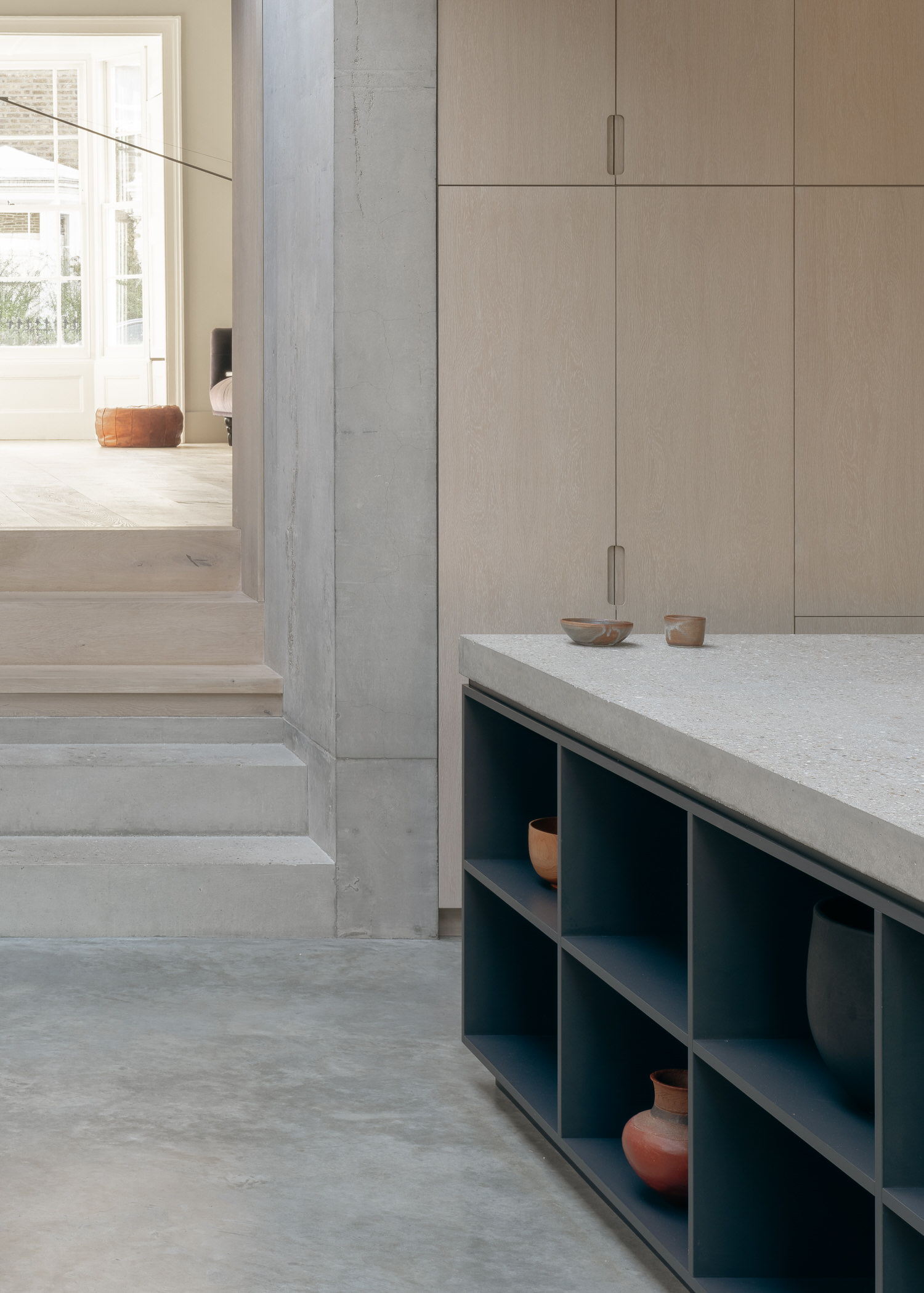 Dgn Studio Concrete Plinth House East London Residential Architecture Photo Nick Dearden Yellowtrace 02