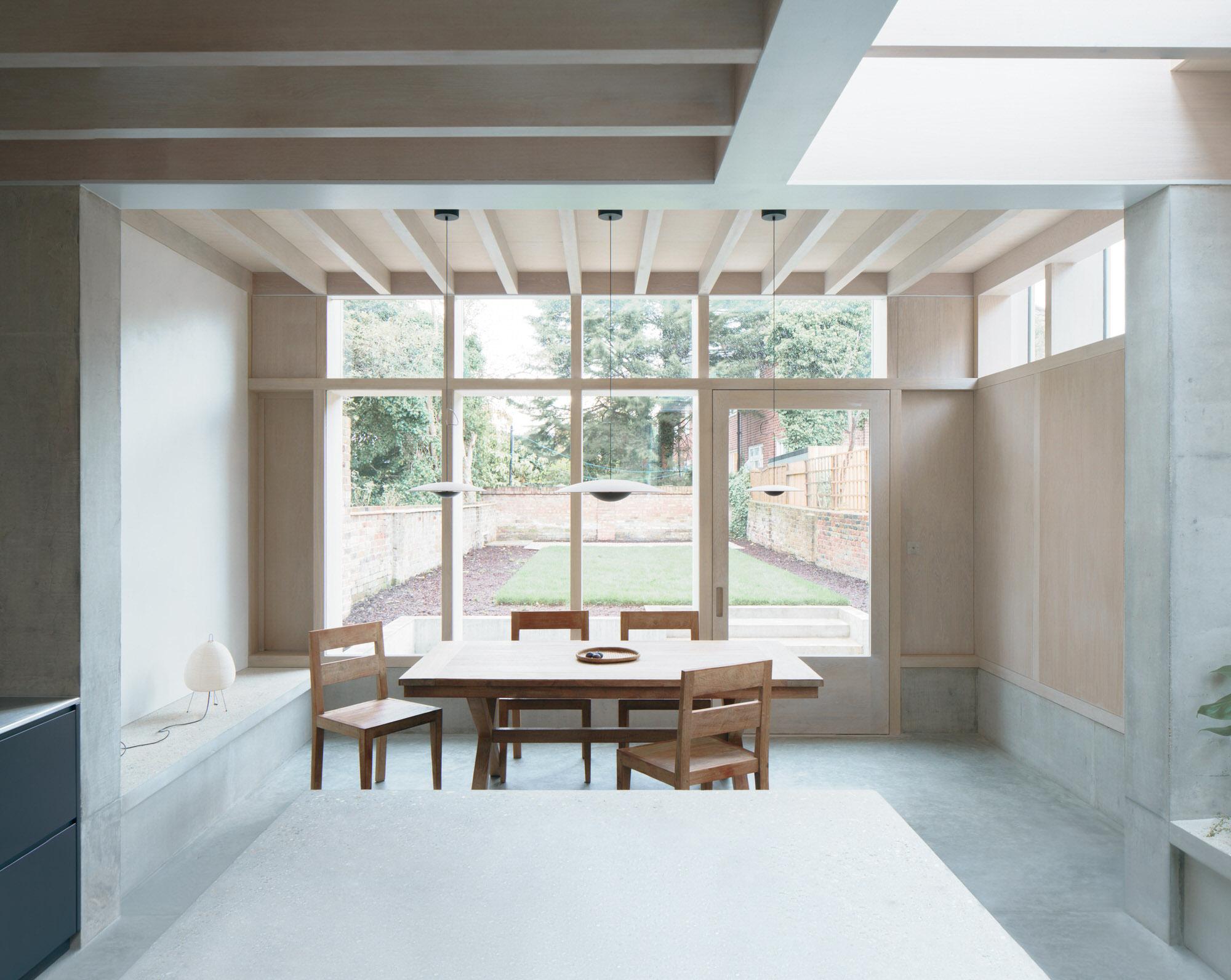 Dgn Studio Concrete Plinth House East London Residential Architecture Photo Nick Dearden Yellowtrace 10