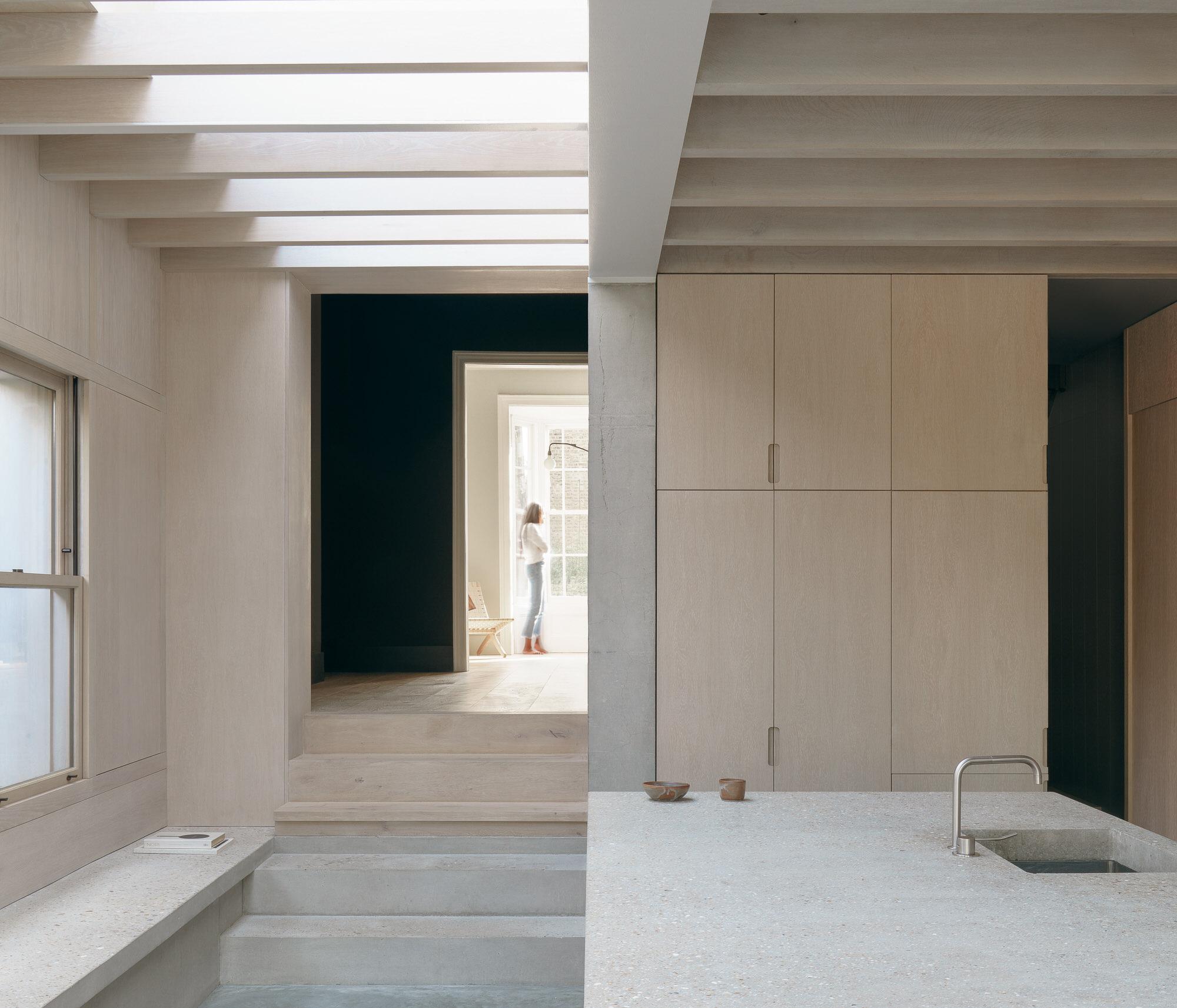 Dgn Studio Concrete Plinth House East London Residential Architecture Photo Nick Dearden Yellowtrace 14