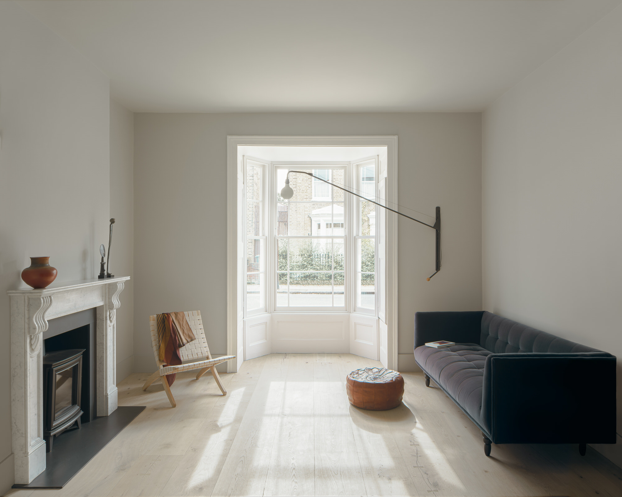 Dgn Studio Concrete Plinth House East London Residential Architecture Photo Nick Dearden Yellowtrace 15