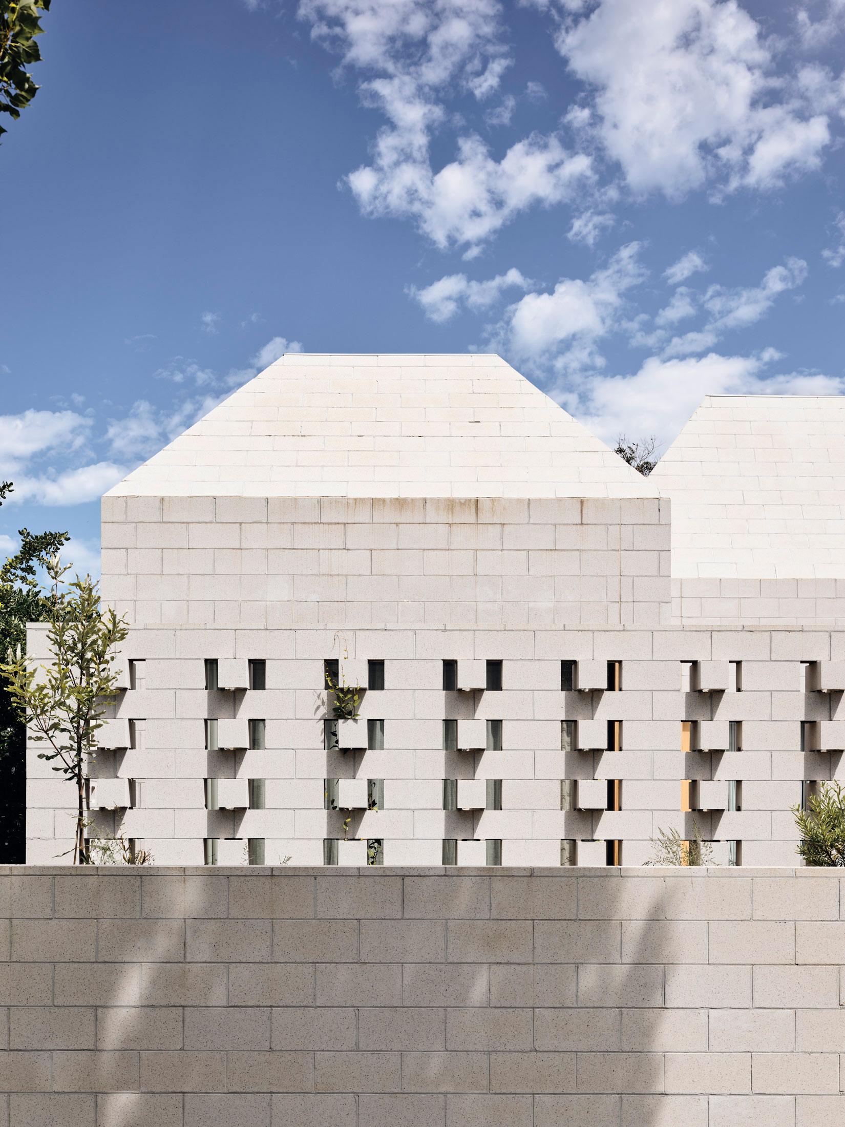 Architects Eat Bellows Beach House Flinders Masonry Architecture Photo Derek Swalwell Yellowtrace 03