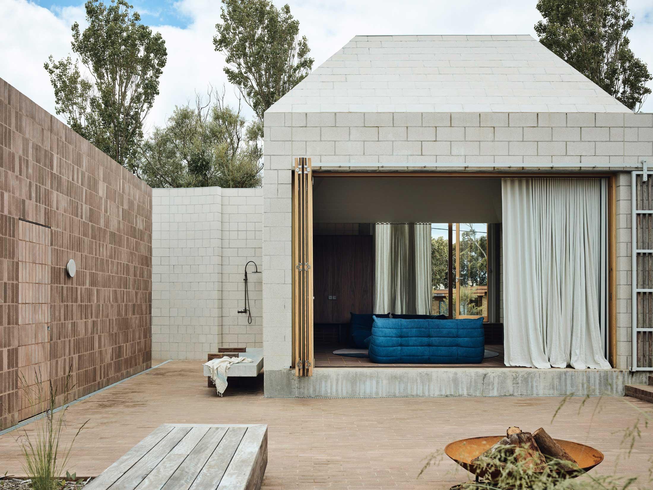 Architects Eat Bellows Beach House Flinders Masonry Architecture Photo Derek Swalwell Yellowtrace 12