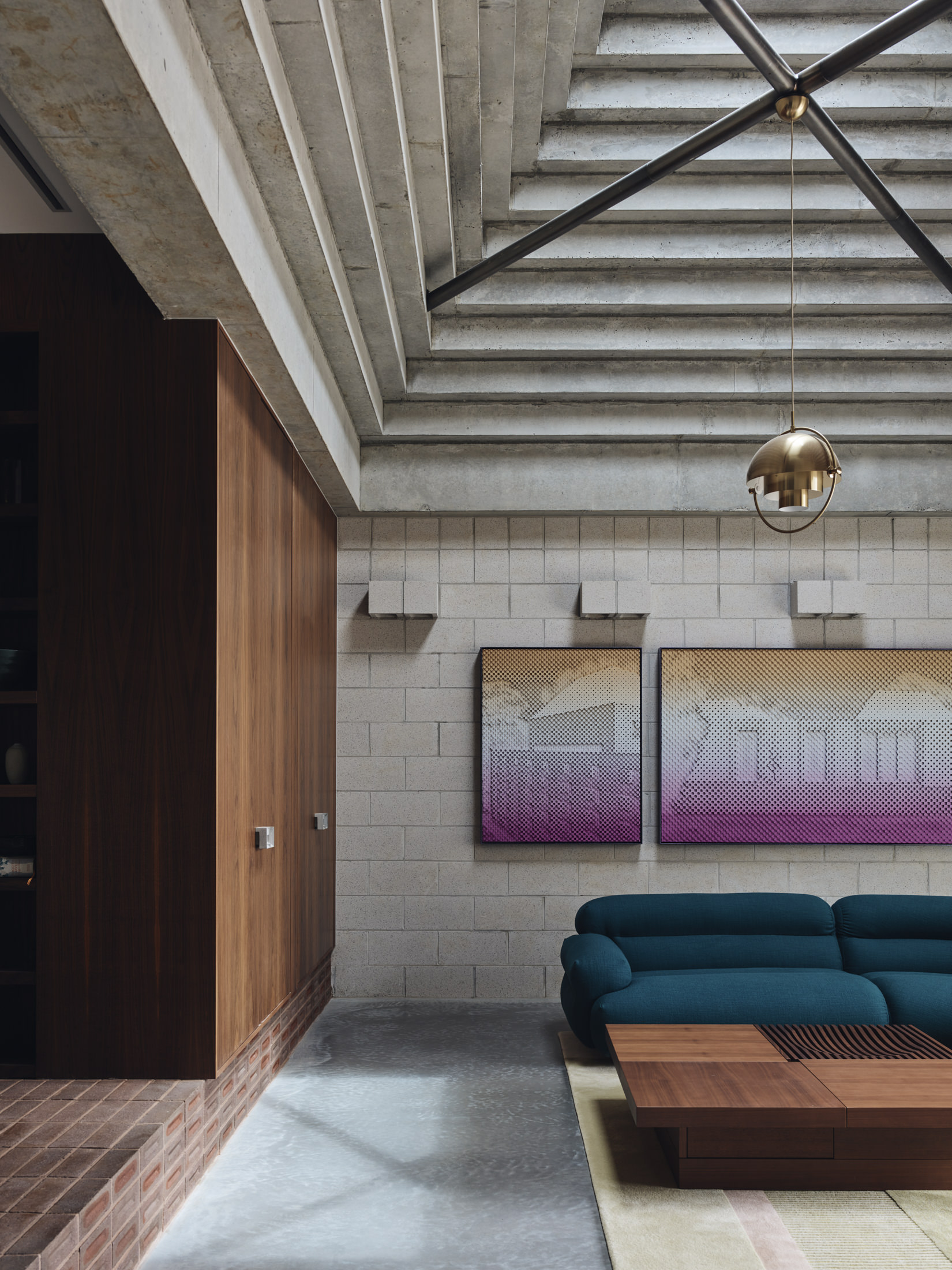 Architects Eat Bellows Beach House Flinders Masonry Architecture Photo Derek Swalwell Yellowtrace 17