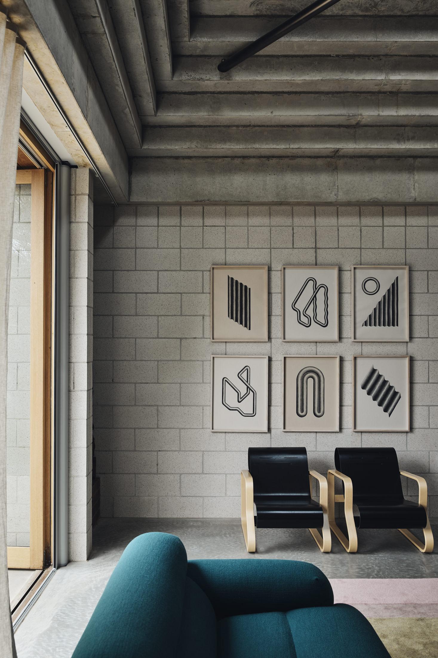 Architects Eat Bellows Beach House Flinders Masonry Architecture Photo Derek Swalwell Yellowtrace 19