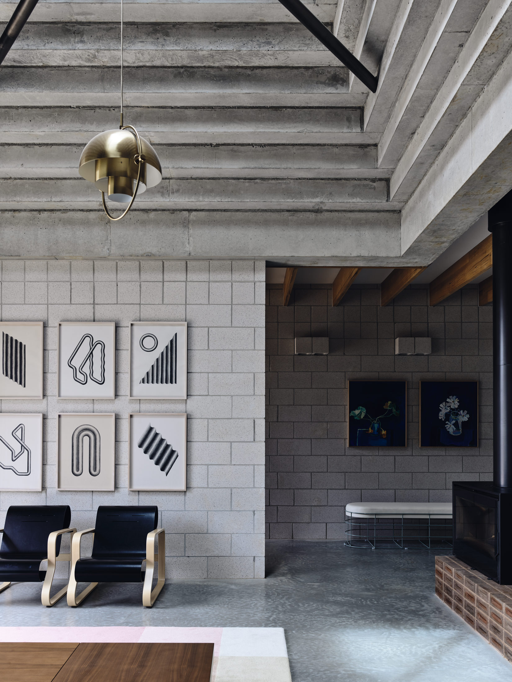 Architects Eat Bellows Beach House Flinders Masonry Architecture Photo Derek Swalwell Yellowtrace 20