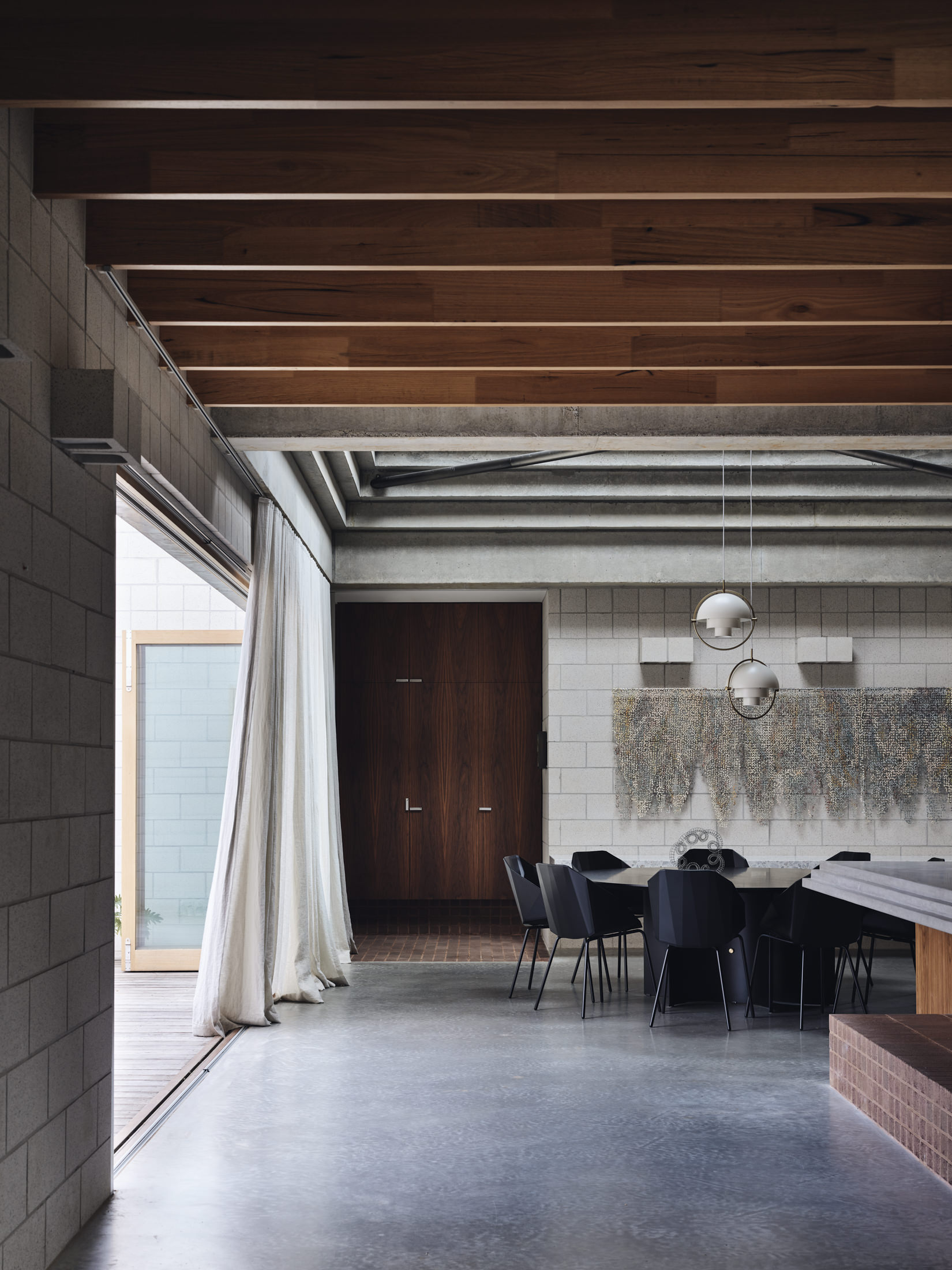 Architects Eat Bellows Beach House Flinders Masonry Architecture Photo Derek Swalwell Yellowtrace 24