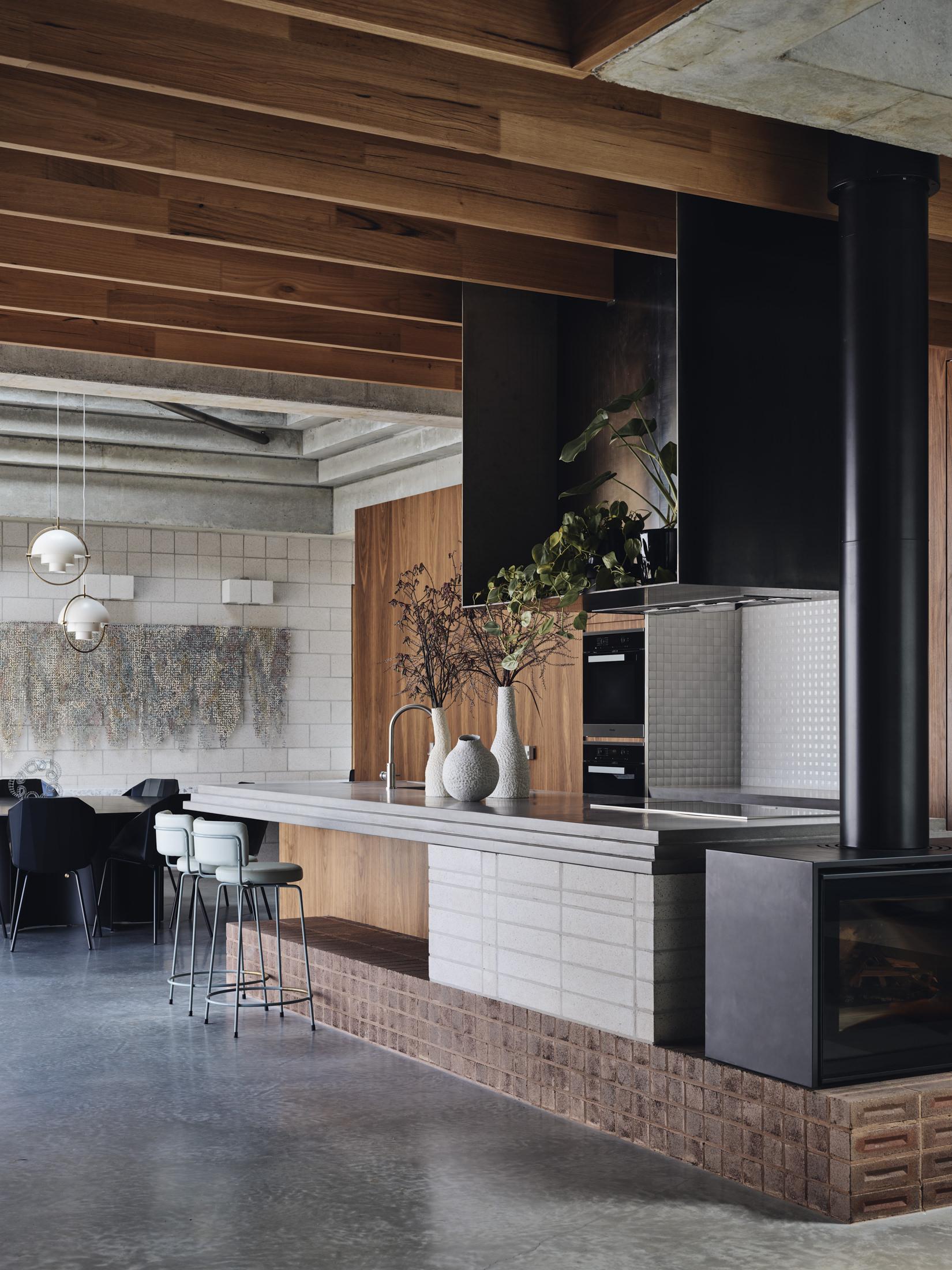 Architects Eat Bellows Beach House Flinders Masonry Architecture Photo Derek Swalwell Yellowtrace 25