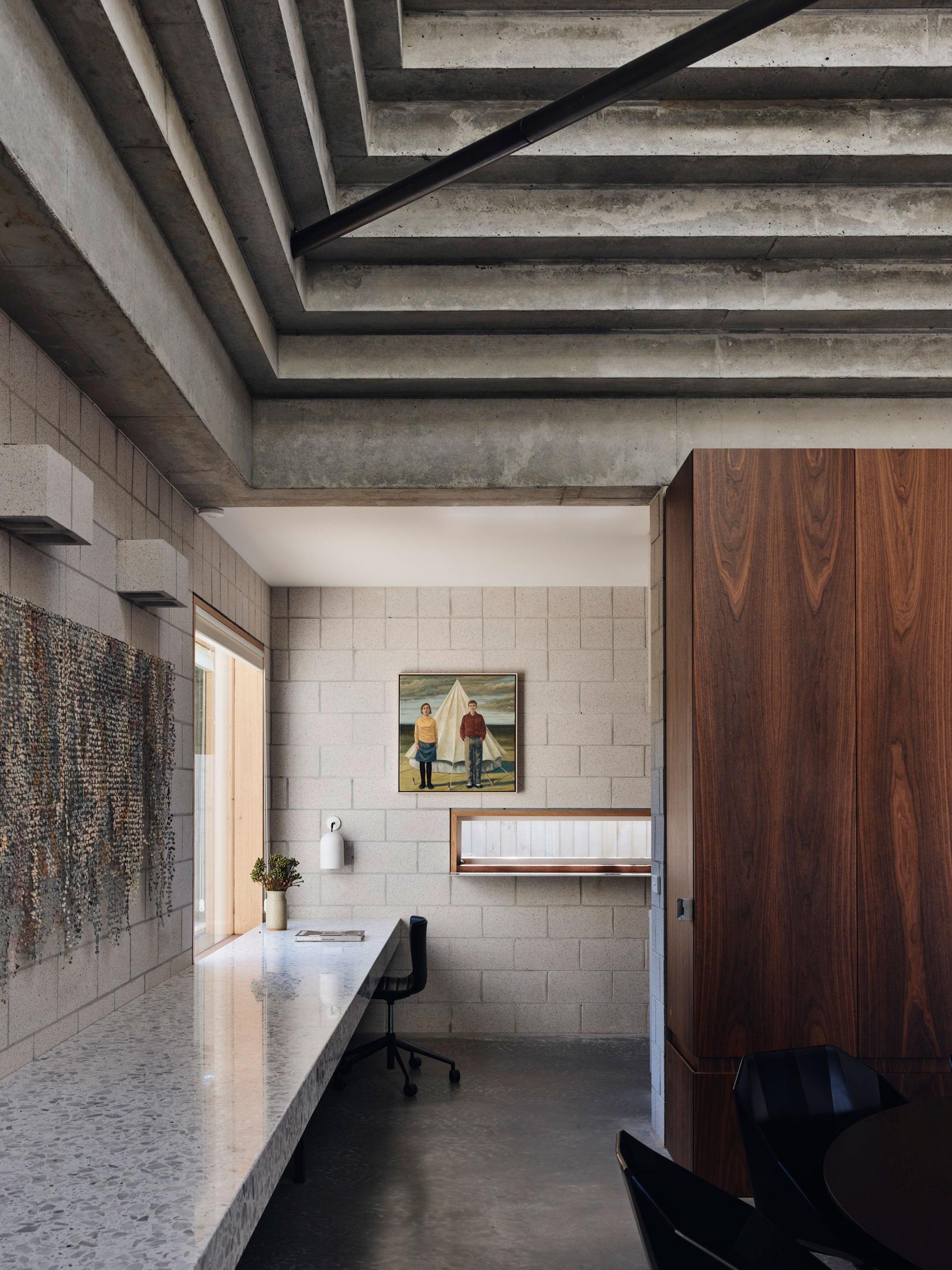 Architects Eat Bellows Beach House Flinders Masonry Architecture Photo Derek Swalwell Yellowtrace 27