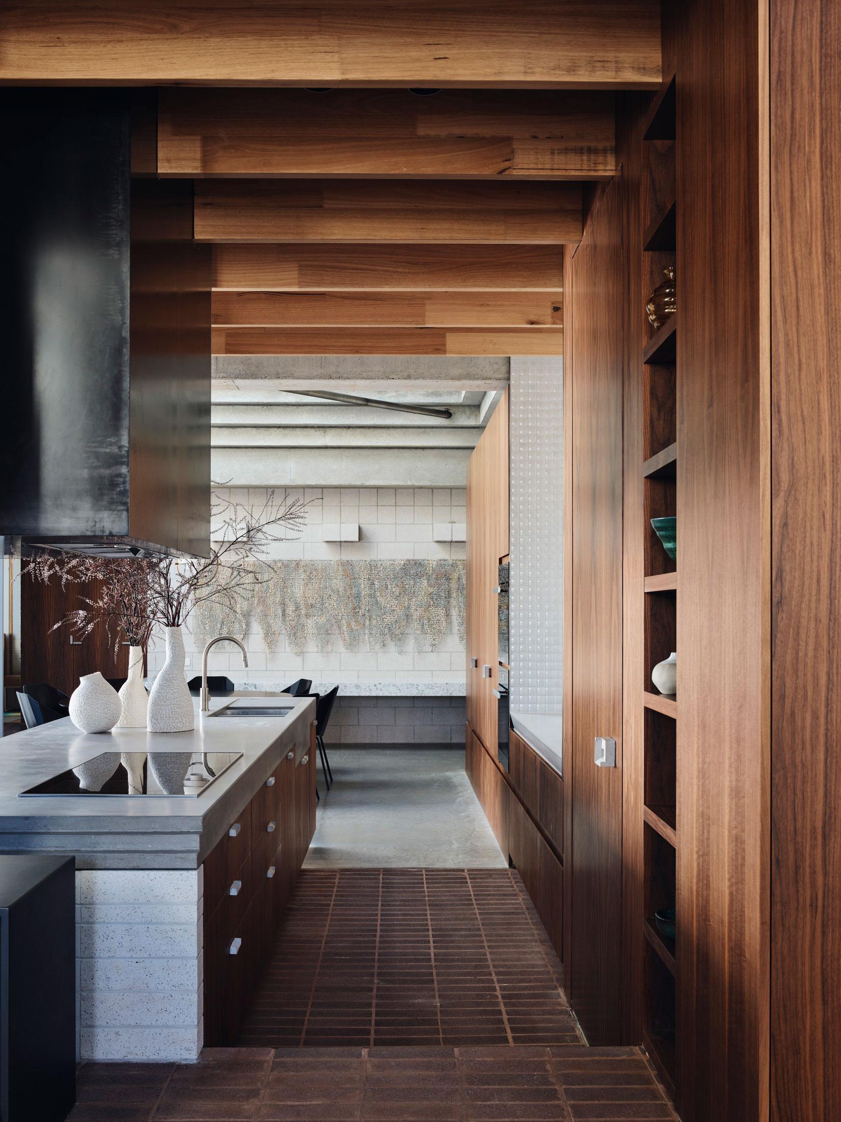 Architects Eat Bellows Beach House Flinders Masonry Architecture Photo Derek Swalwell Yellowtrace 30