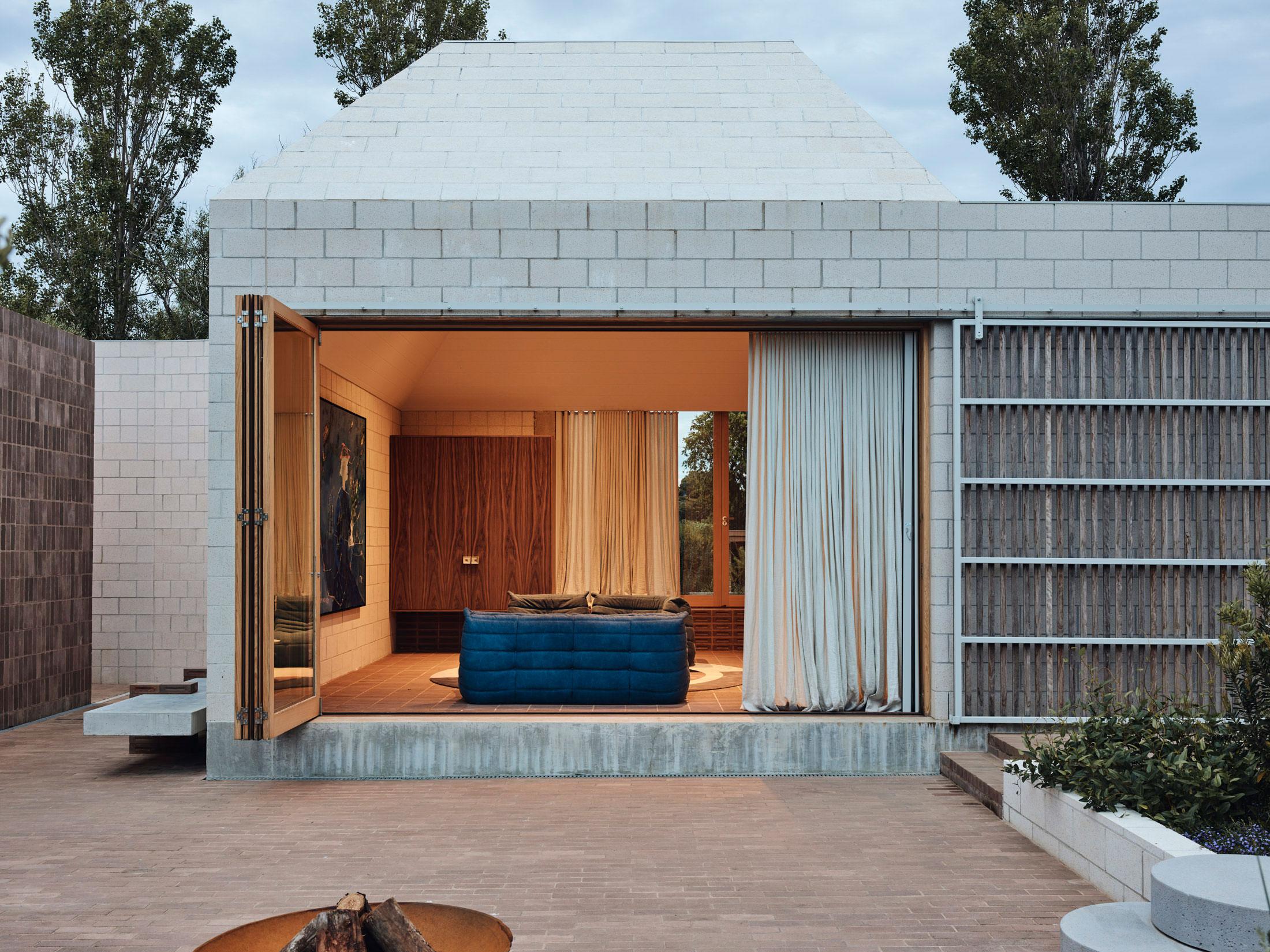 Architects Eat Bellows Beach House Flinders Masonry Architecture Photo Derek Swalwell Yellowtrace 60