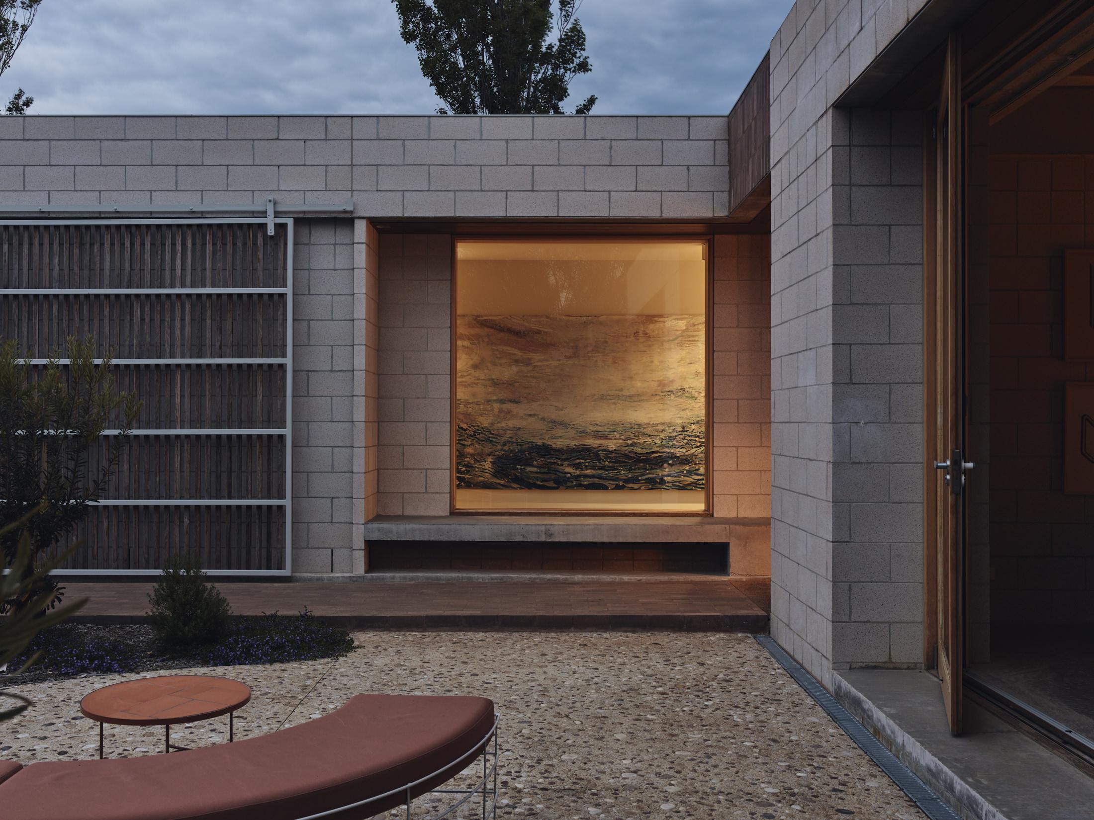 Architects Eat Bellows Beach House Flinders Masonry Architecture Photo Derek Swalwell Yellowtrace 61