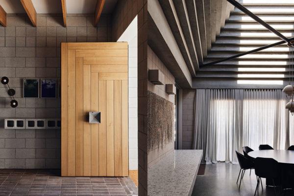 Architects Eat Bellows Beach House Flinders Masonry Architecture Photo Derek Swalwell Yellowtrace