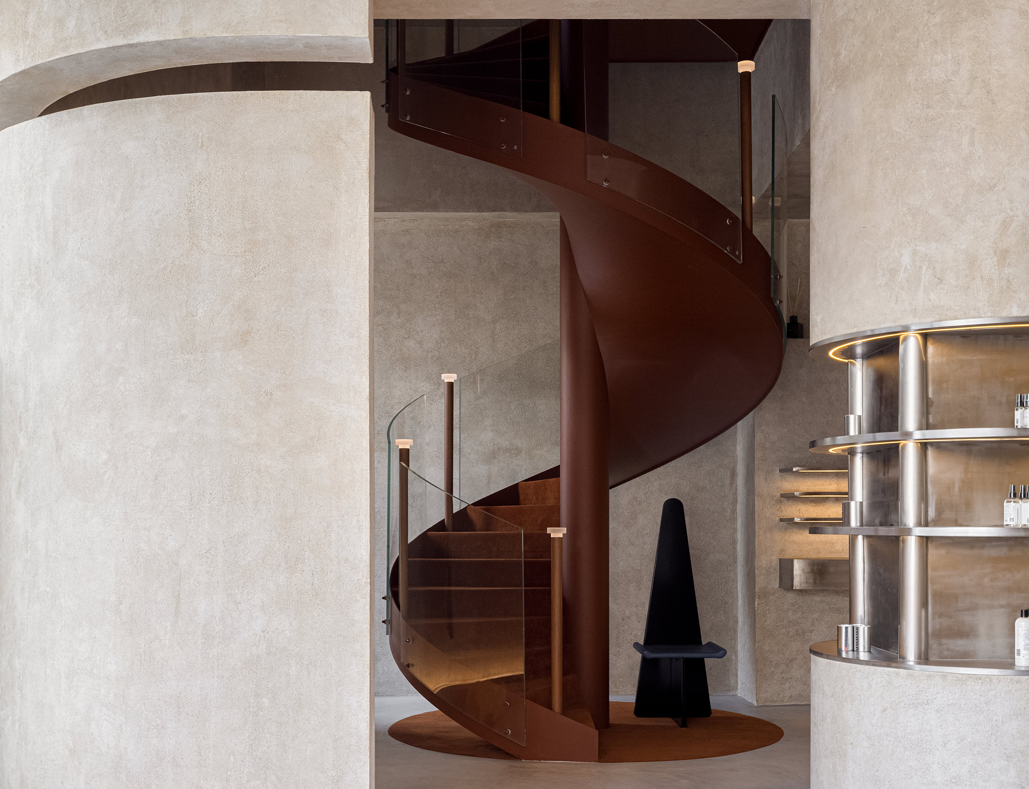 Liang Architecture Studio Audrey Boutique Hangzhou China Luxury Retail Photo Shao Feng Yellowtrace 04
