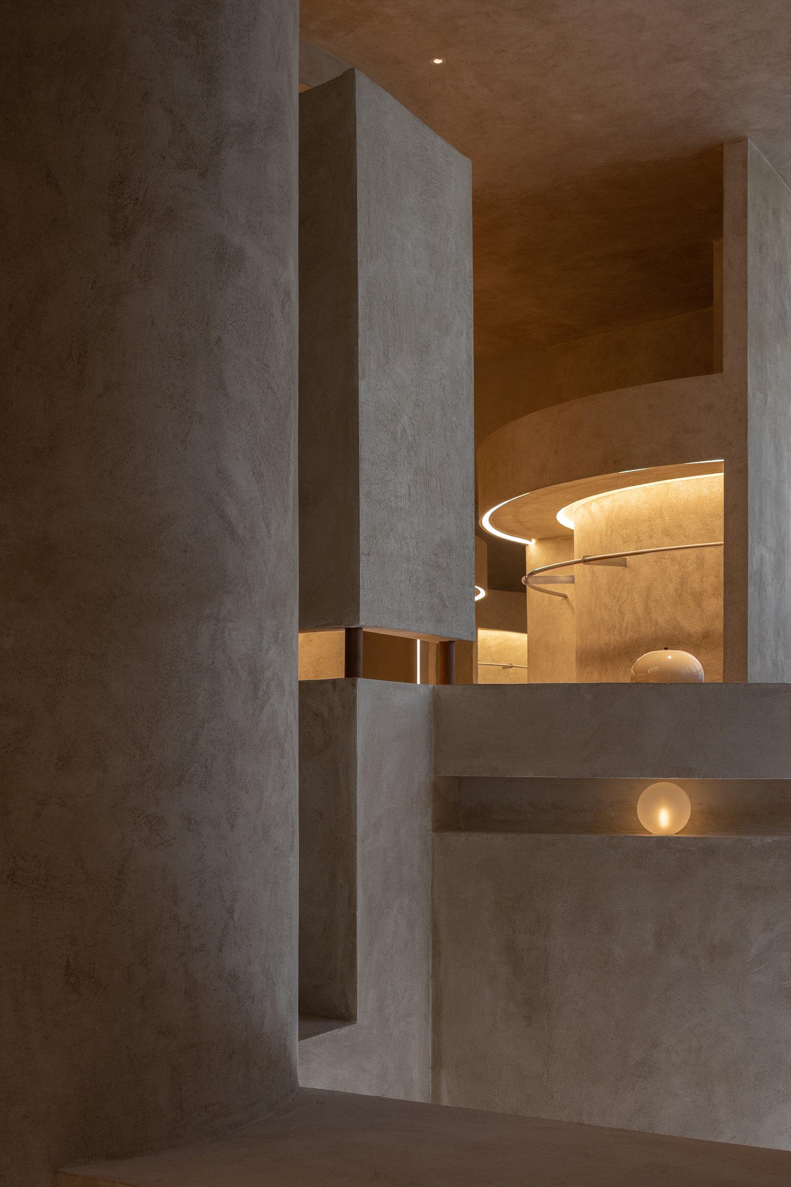 Liang Architecture Studio Audrey Boutique Hangzhou China Luxury Retail Photo Shao Feng Yellowtrace 22