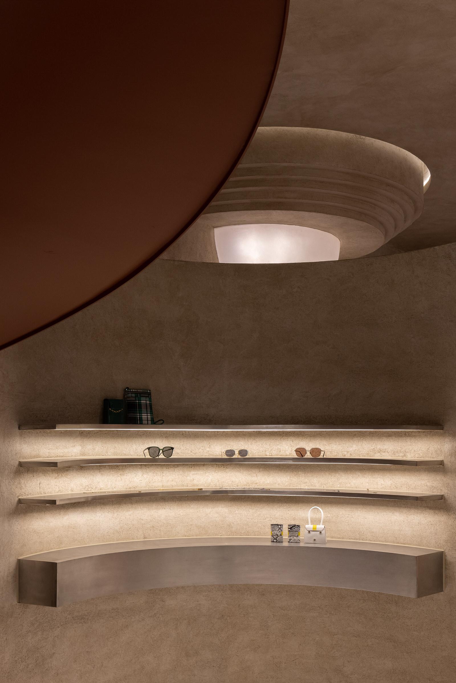 Liang Architecture Studio Audrey Boutique Hangzhou China Luxury Retail Photo Shao Feng Yellowtrace 28