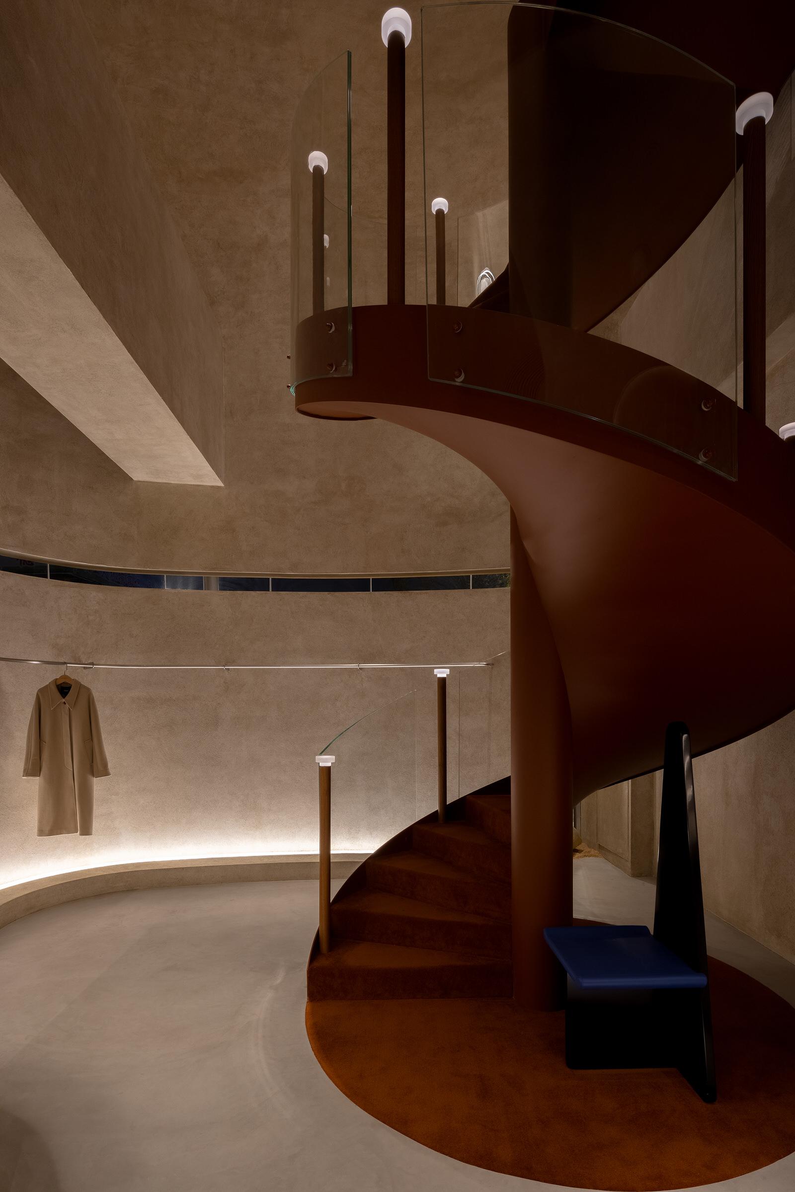 Liang Architecture Studio Audrey Boutique Hangzhou China Luxury Retail Photo Shao Feng Yellowtrace 30
