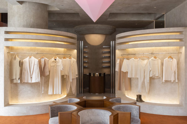 Liang Architecture Studio Audrey Boutique Hangzhou China Luxury Retail Photo Shao Feng Yellowtrace