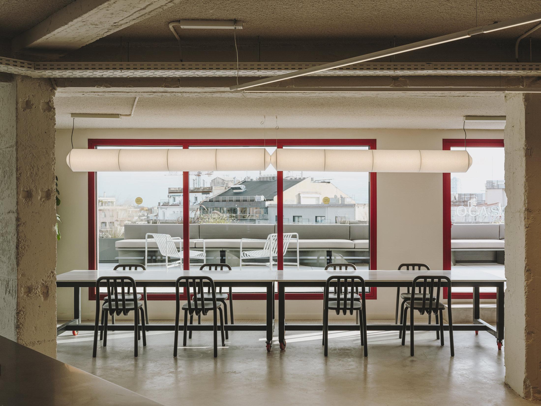 Mesura Architecture Design Cloudworks Penthouse Office Barcelona Photo Salva Lopez Yellowtrace 06