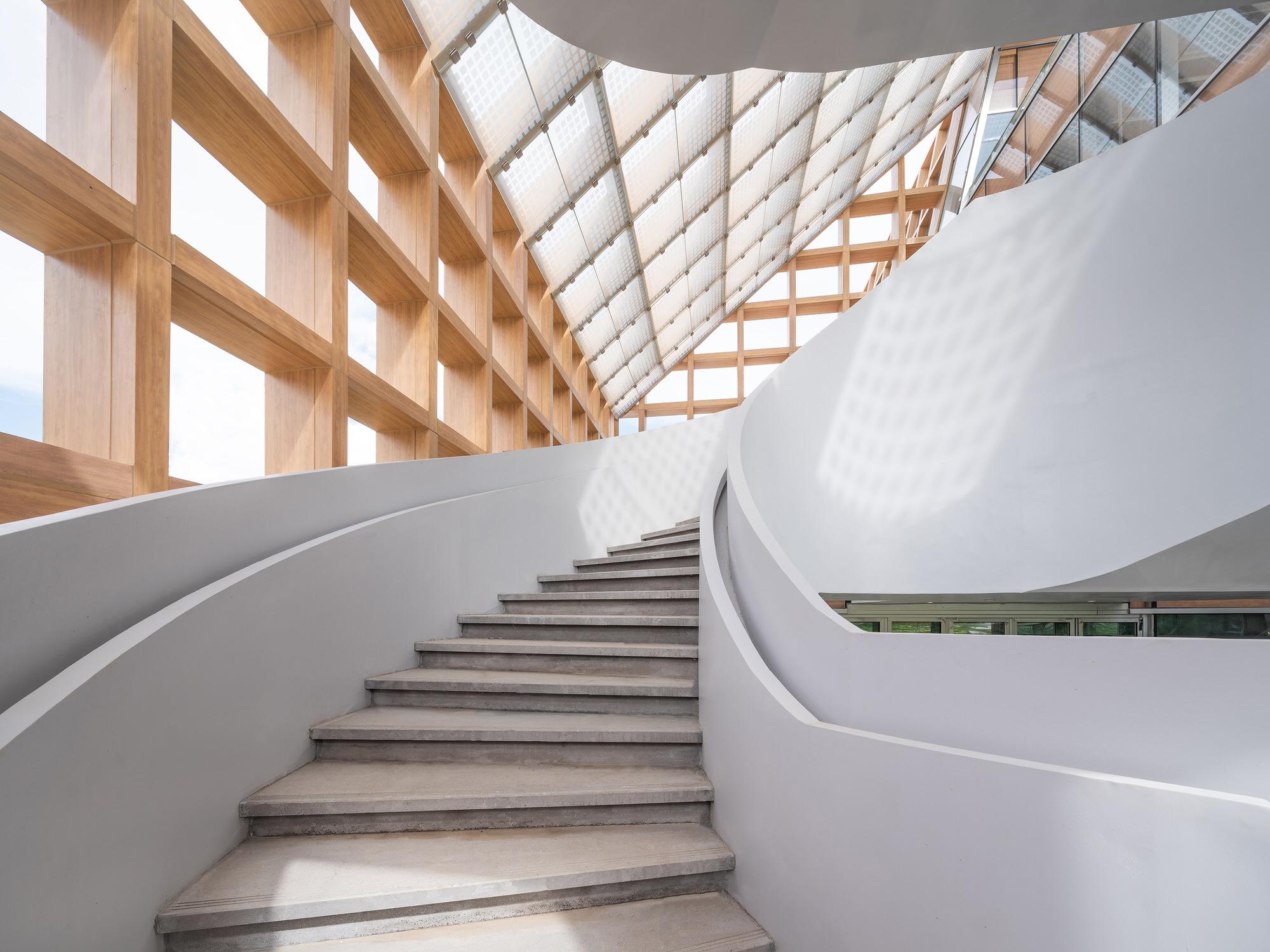 Clou Architects Sanya Farm Lab Co Life Timber Pavilion Hainan China Yellowtrace 09