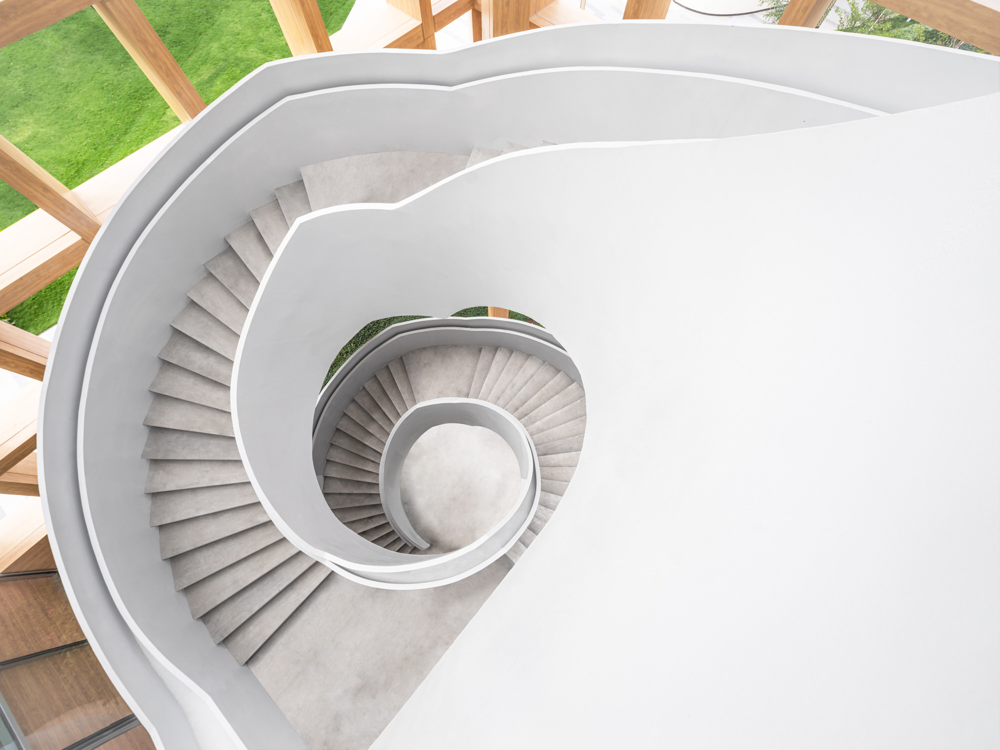 Clou Architects Sanya Farm Lab Co Life Timber Pavilion Hainan China Yellowtrace 10