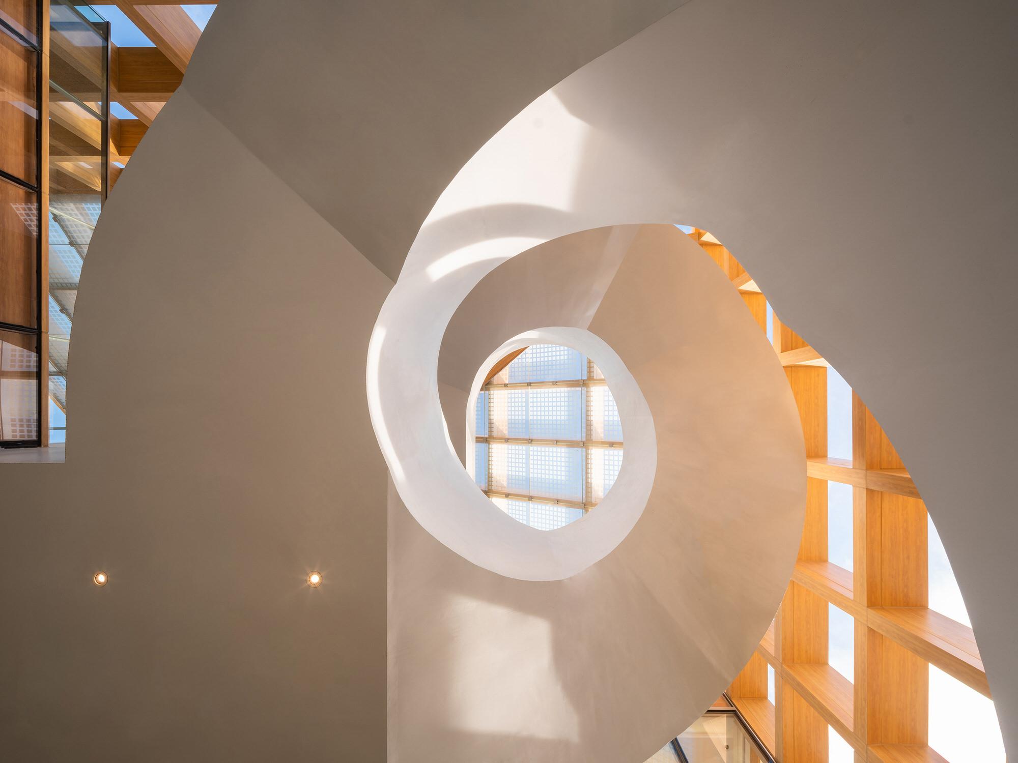 Clou Architects Sanya Farm Lab Co Life Timber Pavilion Hainan China Yellowtrace 11