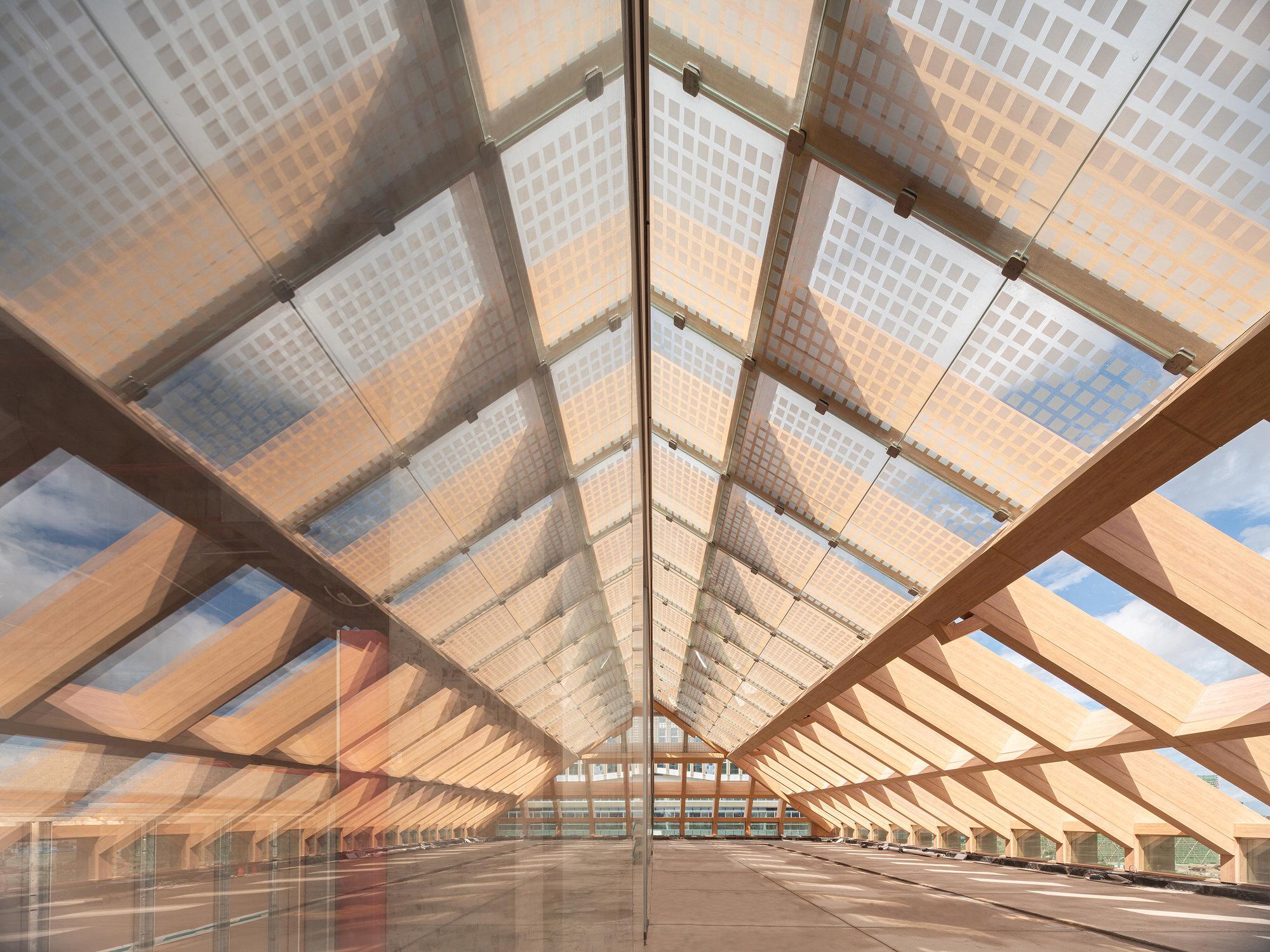 Clou Architects Sanya Farm Lab Co Life Timber Pavilion Hainan China Yellowtrace 12
