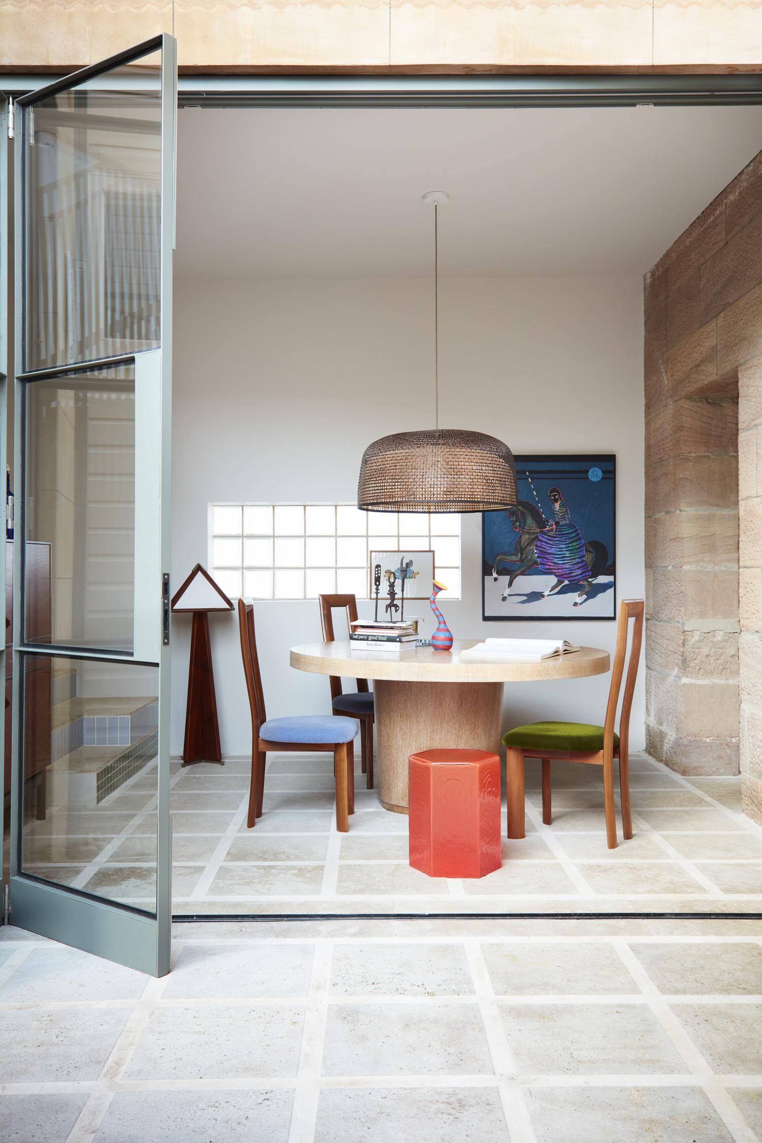 Soft Serve: YSG Studio Transforms a Rozelle Corner-shop into a Family Home.