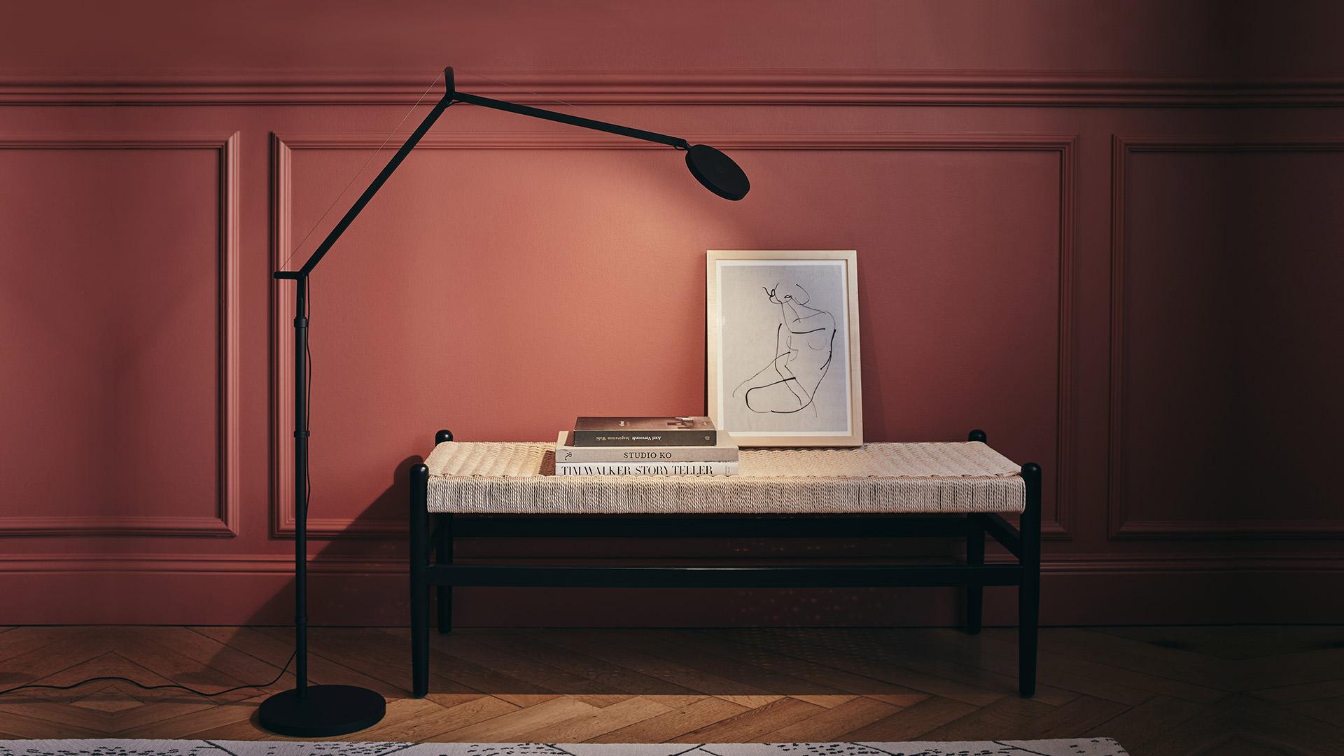 Artemide Demetra Floor Light Stylecraft Yellowtrace