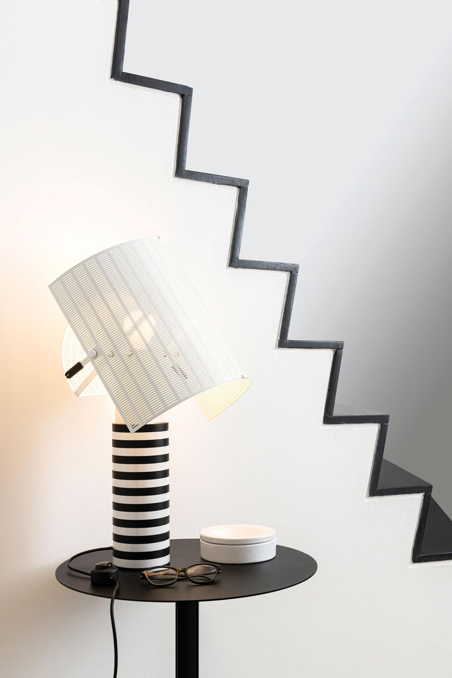 Artemide Shogun Lamp Stylecraft Yellowtrace