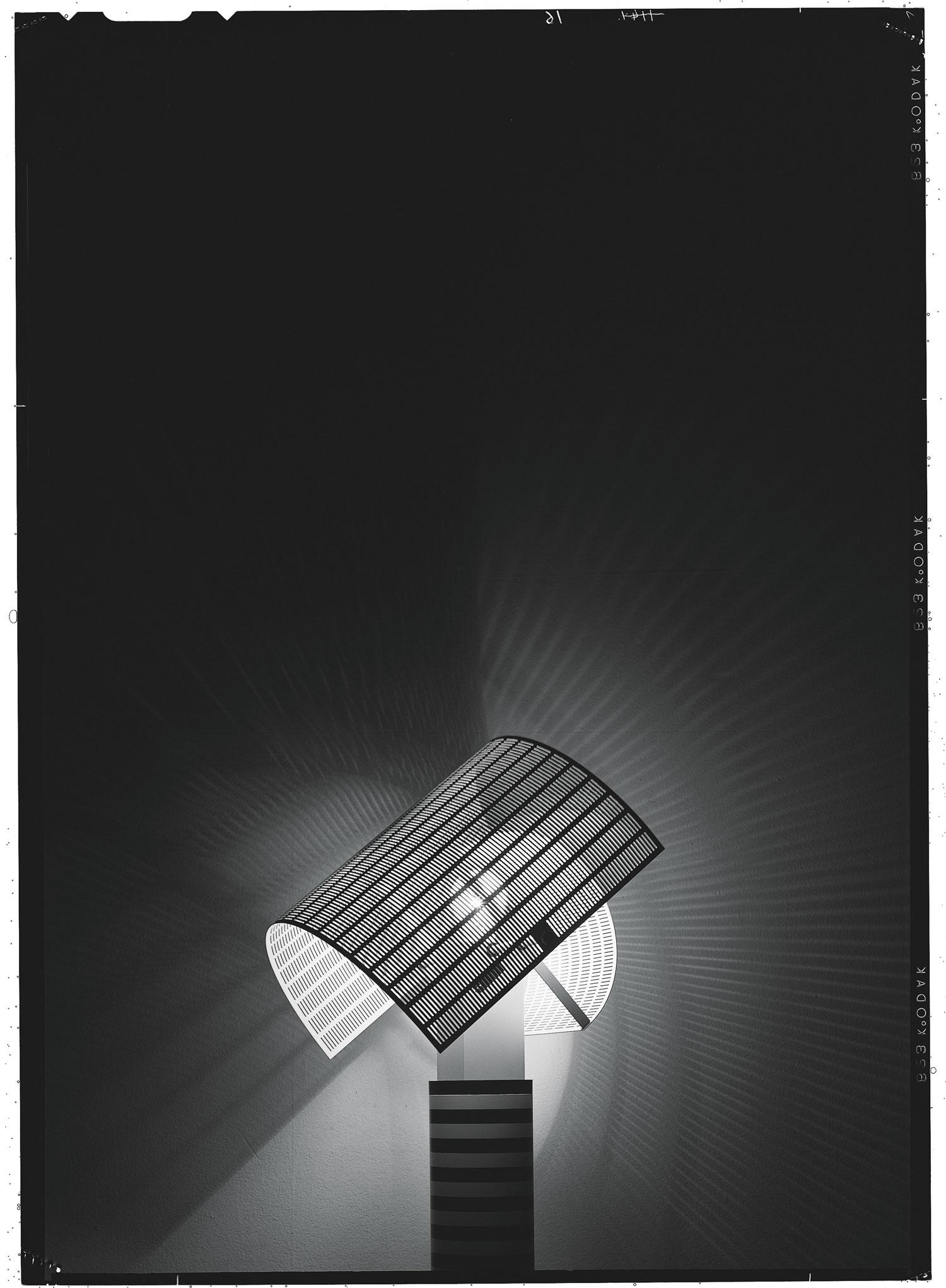 Artemide Shogun Table Lamp Yellowtrace