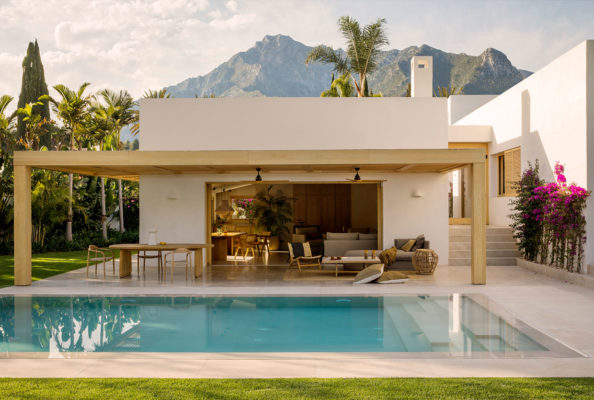 Febrero Studio Casa Marbella Spanish Architecture Photo German Saiz Yellowtrace