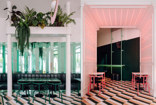Dc Ad Studio Lulu Restaurant Bar Lisbon Photo Francisco Nogueira Yellowtrace