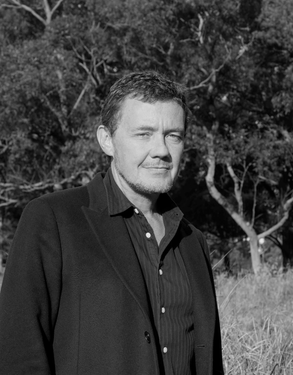 Charles Wilson Portrait Yellowtrace