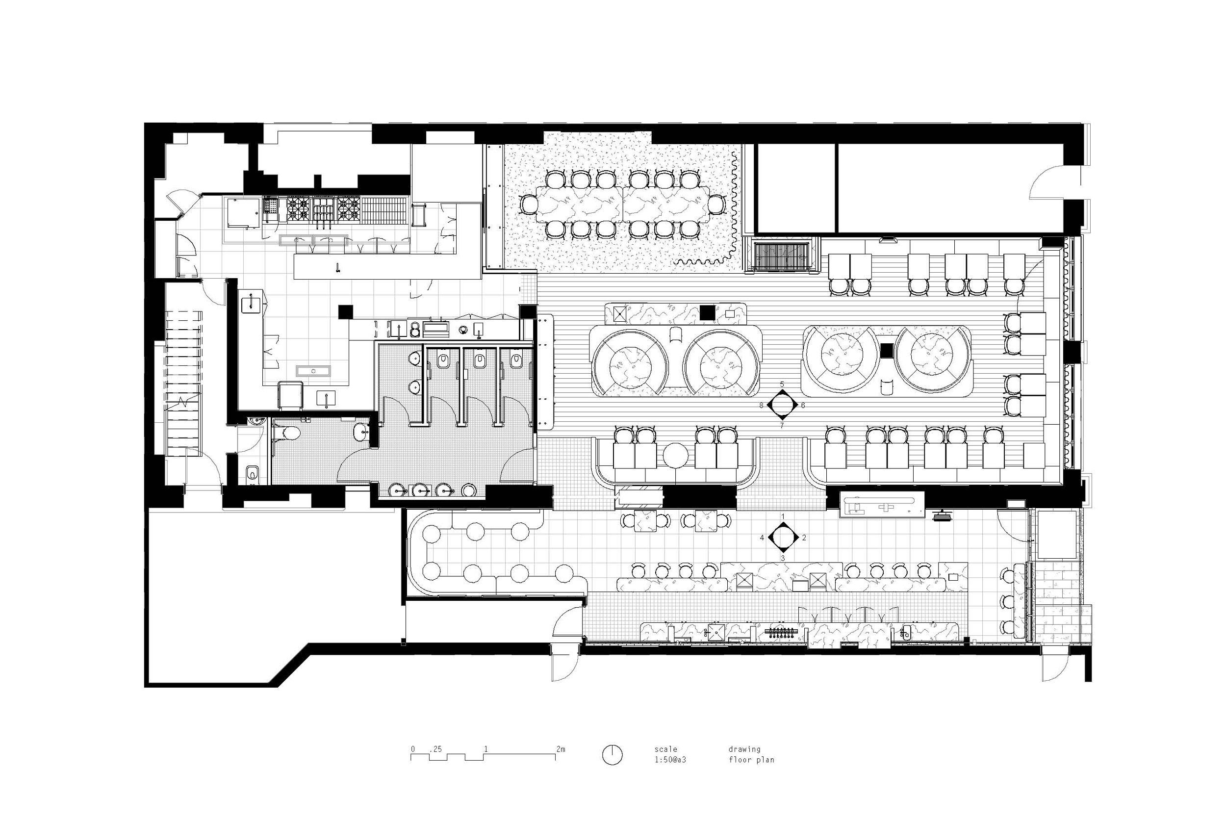 Studio Gram Fugazzi Adelaide Floor Plan Yellowtrace