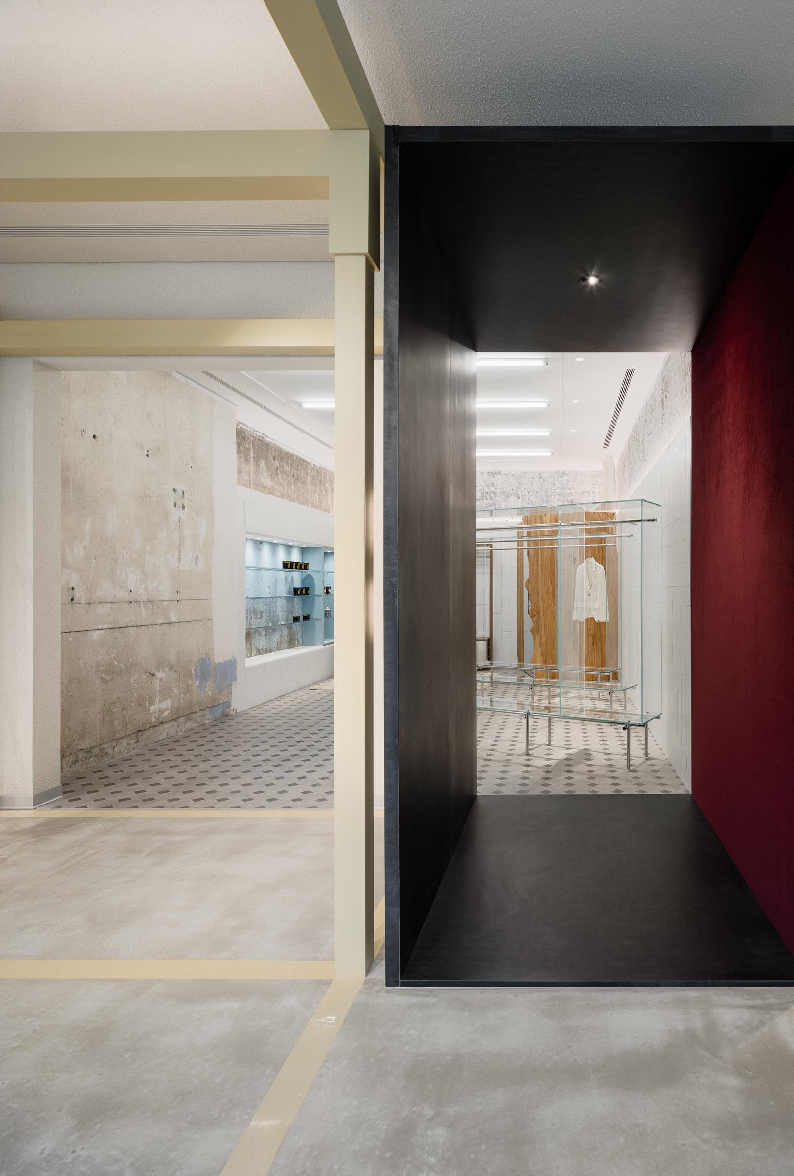 Artist in Residence: LOOKNOW Flagship Store by Sò Studio.