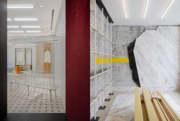 So Studio Looknow Flagship Store Photo Wen Studio Yellowtrace