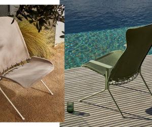 Zephyr Lounger Charles Wilson Tait Australian Design Yellowtrace
