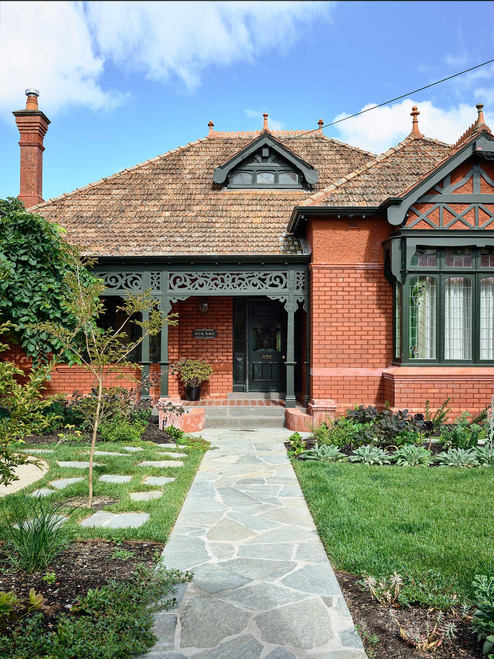 Kennedy Nolan Elsternwick House Melbourne Residential Architecture Photo Derek Swalwell Yellowtrace 01