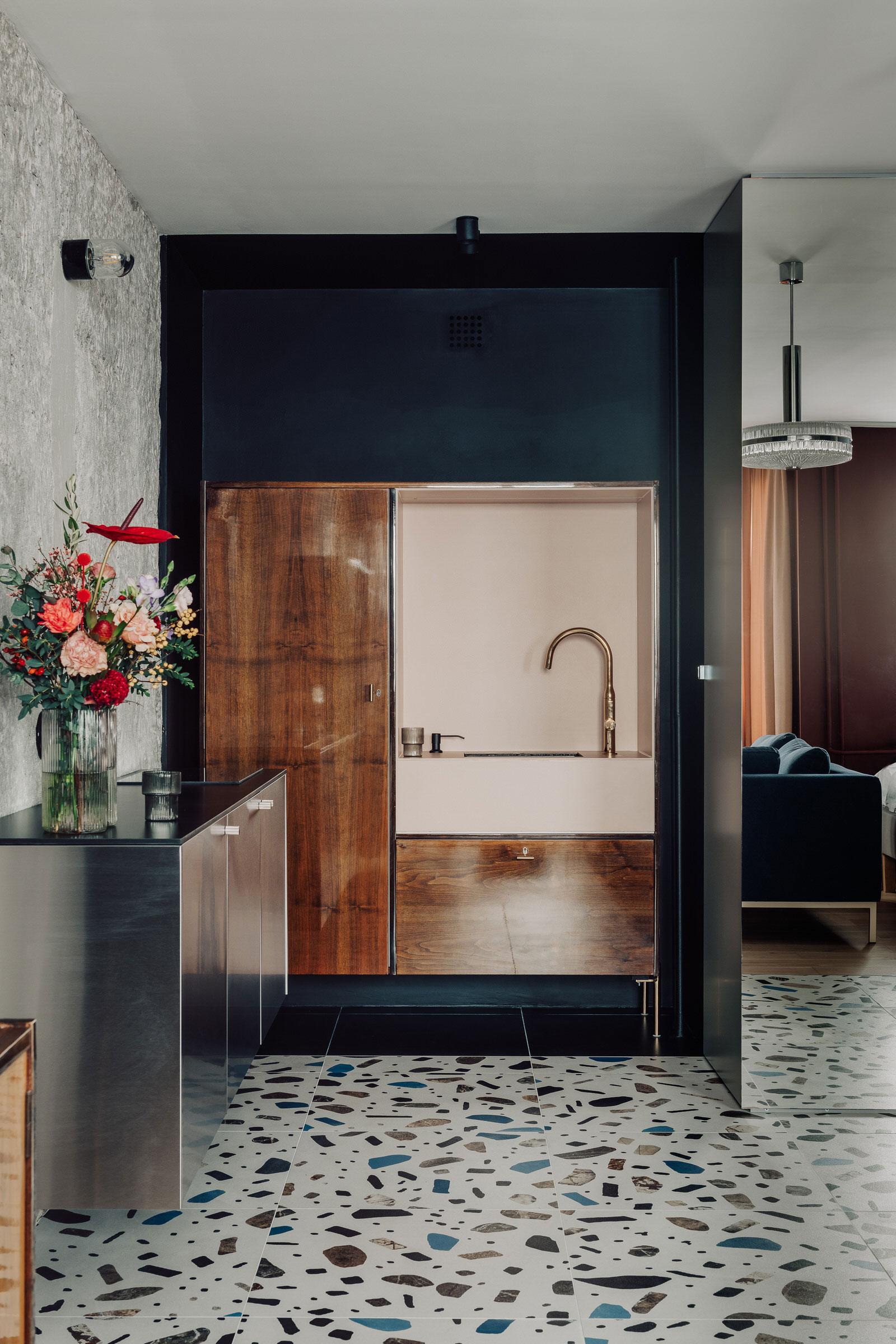 Mistovia Studio Katowice Apartment Compact Photo Oni Studio Living Yellowtrace 01