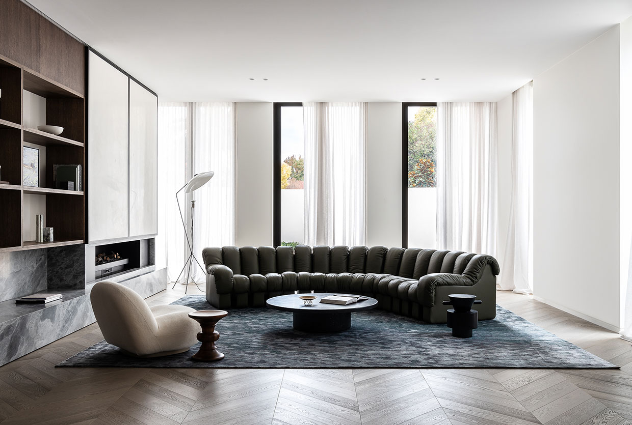 Conrad Architects Mim Design Armadale Residence Melbourne Interior Architecture Photo Timothy Kaye Yellowtrace