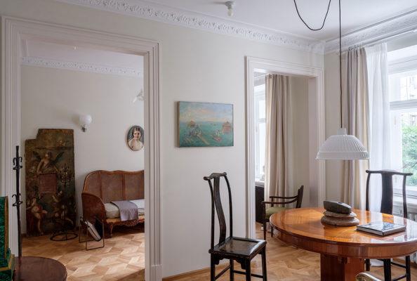 Block Studio Chaplygina Apartment Moscow Photo Mikhail Loskutov Yellowtrace