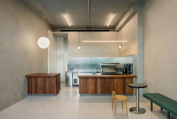 Sans Arc Midi Melbourne Cafe Richmond Photo Dan Preston Yellowtrace