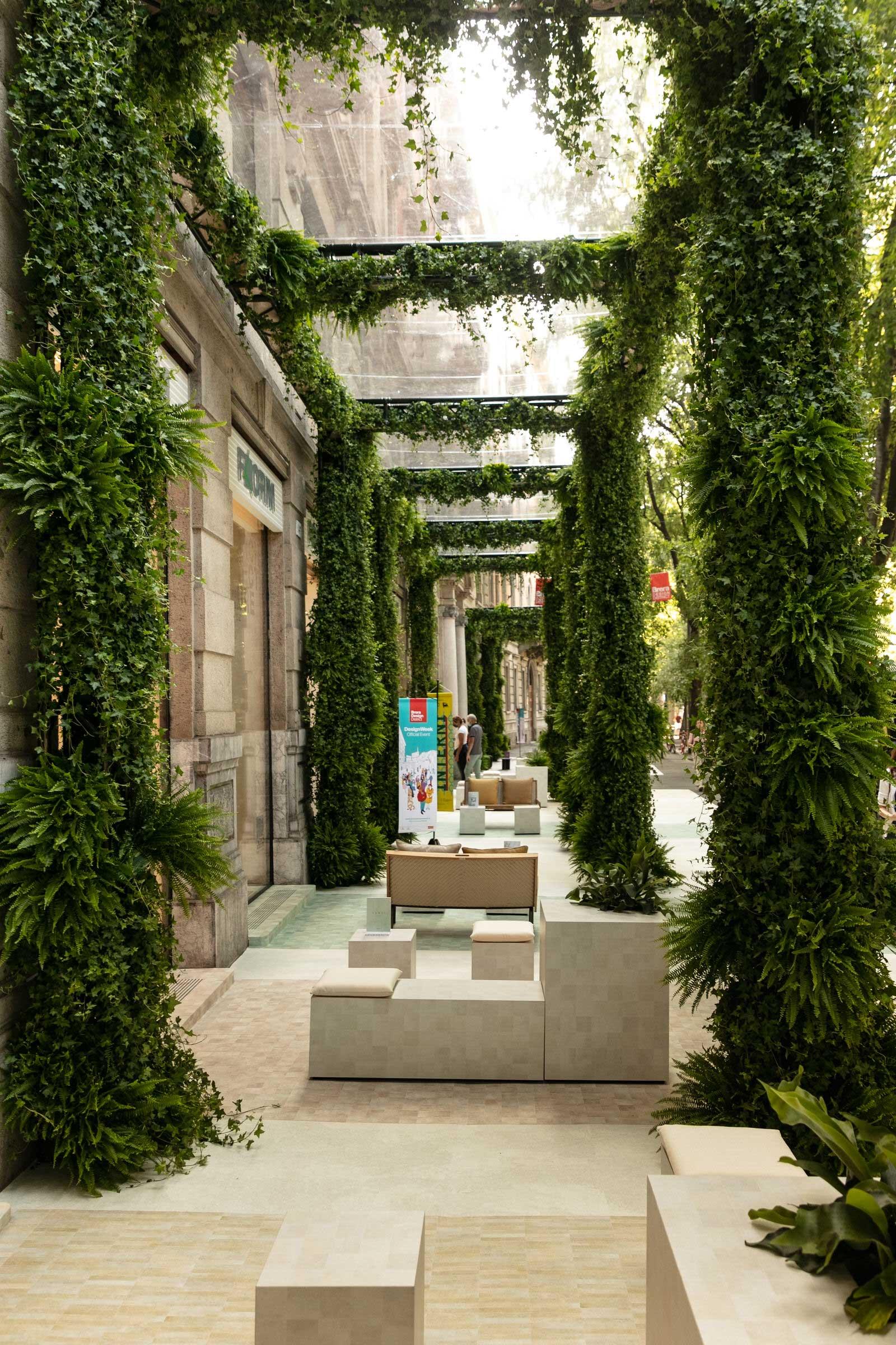 Florim Sensi Pigmenti Installation Milan Design Week 2021 Yellowtrace 06a