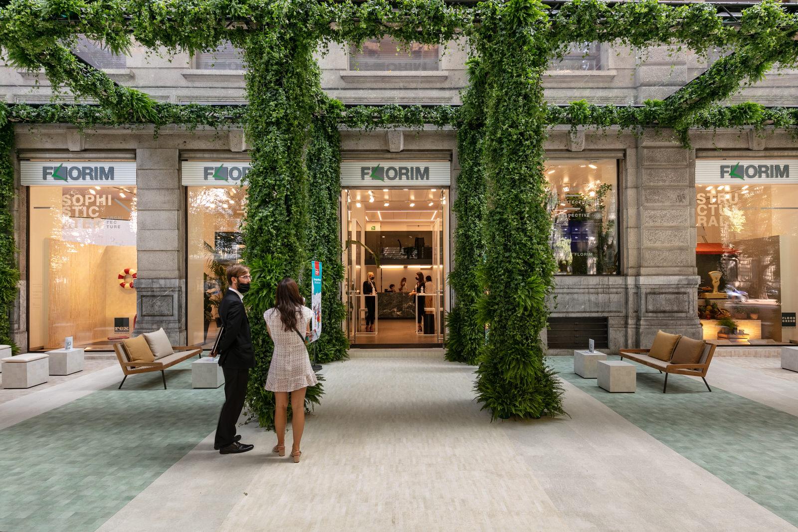 Florim Sensi Pigmenti Installation Milan Design Week 2021 Yellowtrace 07a