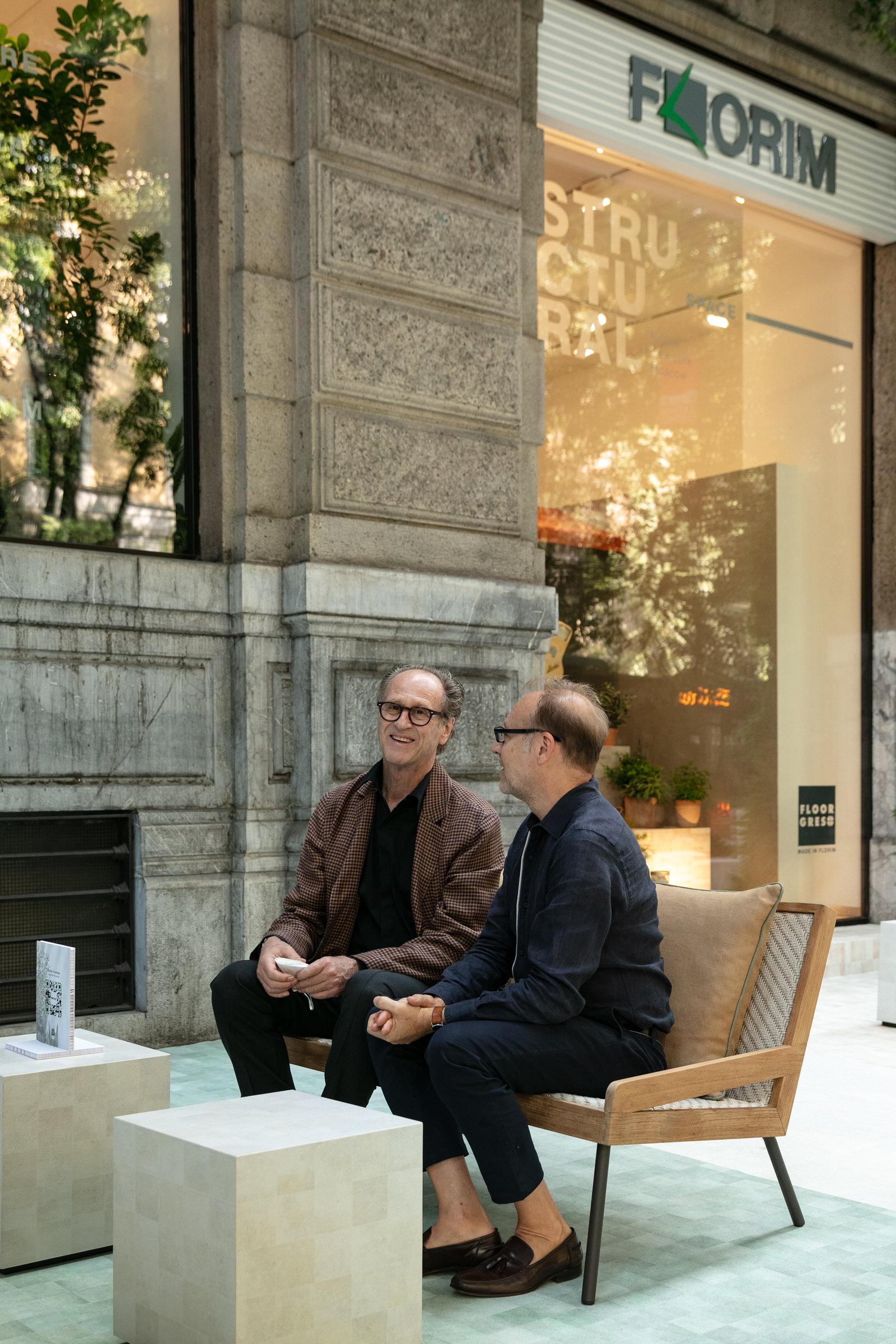 Florim Sensi Pigmenti Installation Milan Design Week 2021 Yellowtrace 05a