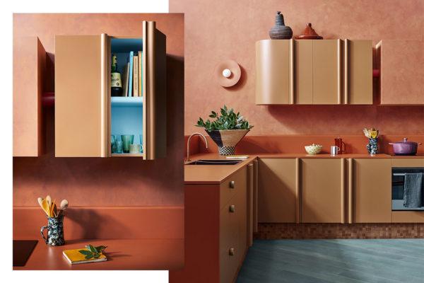 Ysg Studio Laminex Fantales Kitchen Australian Interiors Yellowtrace